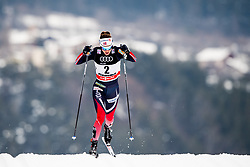 January 6, 2018 - Val Di Fiemme, ITALY - 180106 Heidi Weng of Norway competes in women's 10km mass start classic technique during Tour de Ski on January 6, 2018 in Val di Fiemme..Photo: Jon Olav Nesvold / BILDBYRN / kod JE / 160122 (Credit Image: © Jon Olav Nesvold/Bildbyran via ZUMA Wire)