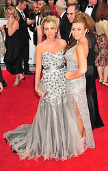 © licensed to London News Pictures. London, UK  22/05/11 Lauren Goodger; Lydia Bright attends the BAFTA Television Awards at The Grosvenor Hotel in London . Please see special instructions for usage rates. Photo credit should read AlanRoxborough/LNP