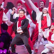 NLD/Amsterdam/20171223 - The Christmas Show 2017 in de Ziggo Dome, Danny de Munk