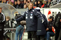 Fotball Eliteserien 10.04.05 - Rosenborg ( RBK ) - Aalesund  2-2, hovedtrener Ivar Morten Normark                              <br /> Foto. Carl-Erik Eriksson, Digitalsport
