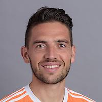 Feb 25, 2016; USA; Houston Dynamo player David Rocha poses for a photo. Mandatory Credit: USA TODAY Sports