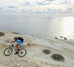 02-12-2014 CYP: We Bike 2 Change Diabetes Cyprus 2014, Pafos<br /> Vandaag de vierde etappe (86 km) van Polis naar Pafos /