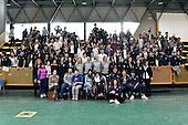 20161118 Nazionale Femminile Senior Visita al Liceo Scientifico E.Fermi