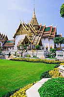 The Dusit Hall, The Grand Palace, Bangkok, Thailand