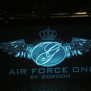 NLD/Amsterdam/20061030 - CD presentatie en modeshow Gordon, logo