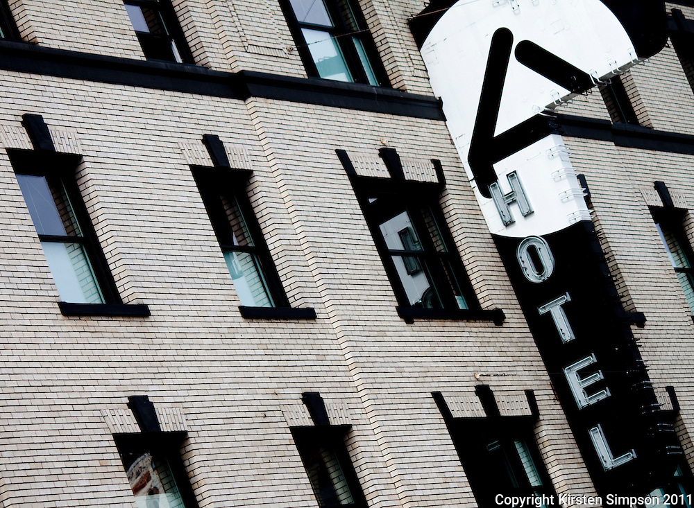 The Ace Hotel in Portland