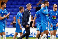 Mark Stott. Stockport Coiunty FC 0-1 Hartlepool United FC. Vanarama NAtional League Play-off Semi-final. Edgeley Park. 13.6.21