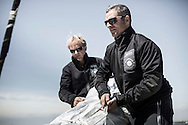 IMOCA Ocean Masters. New York - Barcelona Race. The Hugo Boss Watches Charity Race<br /> Credit: Mark Lloyd/Lloyd Images