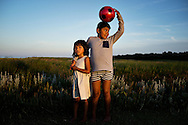 1/16: Guadalupe and Baltazar are adopted from Bolivia / Children of Bolivia is a personal photo essay about the living conditions of the children of the indigenous people of Bolivia in the light of poverty and adoption. Work in progress, longterm project.