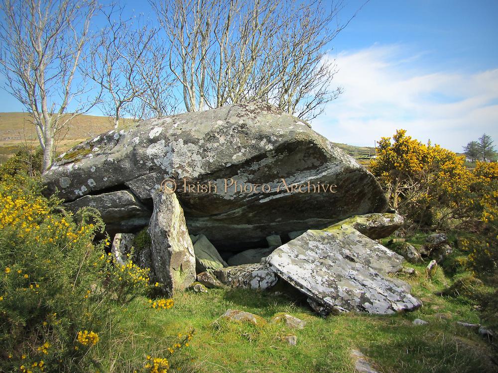Morton God Portal Tomb, Iskaheen, Donegal, c.3500-2500BC
