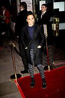 Kelly Holmes at the On Blueberry Hill play press night, Trafalgar Studios, London, 11 Mar 2020 Photo by Brian Jordan