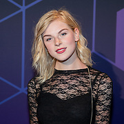 NLD/Amsterdam/20190613 - Inloop uitreiking De Beste Social Awards 2019, Femke Meines