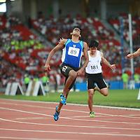 A Div Boys 100m
