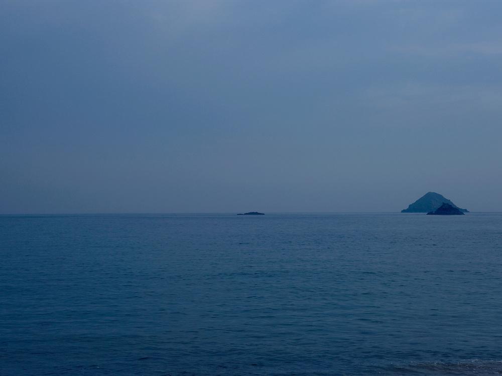 Blue Open Sea