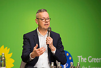 DEU, Deutschland, Germany, Berlin, 23.11.2018: Prof. Dr. Peter Bofinger, Member of the German Council of Economic Experts. Council of the European Green Party (EGP council) at Deutsche Telekom Representative Office.