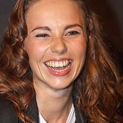 NLD/Amsterdam/20151110 - Life After Football Award 2015, Gwen van poorten