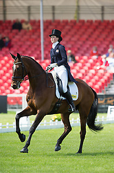 Agnew Charlotte, (GBR), Out Of Africa Two<br /> Dressage <br /> Mitsubishi Motors Badminton Horse Trials - Badminton 2015<br /> © Hippo Foto - Jon Stroud<br /> 07/05/15