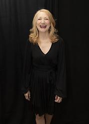 "May 26, 2018 - New York, New York, USA - Patricia Clarkson stars in the HBO TV series ""Sharp Objectsâ (Credit Image: © Armando Gallo via ZUMA Studio)"