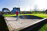 HELLOUW - Look Boden heeft in de paardenbak een fantastische grote green met bunker . COPYRIGHT KOEN SUYK