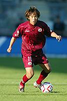 Fotball<br /> Italia 2003/04<br /> Foto: Digitalsport<br /> NORWAY ONLY<br /> Reggina<br /> Shunsuke Nakamura