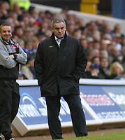 Photo: Dave Linney.<br />Cardiff City v Burnley. Coca Cola Championship. 11/11/2006.Cardiff Mgr  Dave Jones