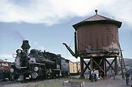 THG04 Denver & Rio Grande Western NG RR - 1961