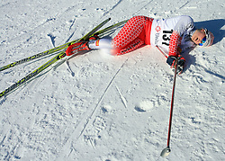 Slovenian cross-country skier Alenka Cebasek at 10th OPA - Continental Cup 2008-2009, on January 17, 2009, in Rogla, Slovenia.  (Photo by Vid Ponikvar / Sportida)