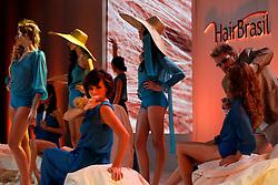 Show Beauty + Lifestyle por Mari Nicácio na HAIR BRASIL 2012 - 12 ª Feira Internacional de Beleza, Cabelos e Estética, que acontece de 24 a 27 de março no Expocenter Norte, em São Paulo. FOTO: Jefferson Bernardes/Preview.com