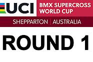 2020 UCI BMX SX World Cup - Shepparton - Round 1