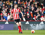Chris Basham of Sheffield Utd during the Premier League match at Bramall Lane, Sheffield. Picture date: 7th March 2020. Picture credit should read: Simon Bellis/Sportimage
