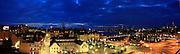 Panoramic at night