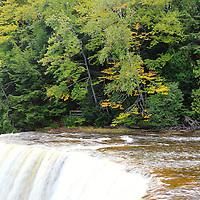Upper and Lower Tahquamenon Falls in Michigan's Upper Peninsula!