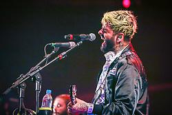 Fresno durante a 25ª edição do Planeta Atlântida. O maior festival de música do Sul do Brasil ocorre nos dias 31 Janeiro e 01 de fevereiro, na SABA, praia de Atlântida, no Litoral Norte do Rio Grande do Sul. FOTO: <br /> André feltes/ Agência Preview