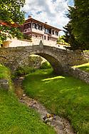 Stone bridge in Koprivshtitsa