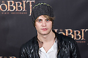 "Jaime Olias attends  ""The Hobbit: An Unexpected Journey"" premiere at the Callao cinema- Madrid."