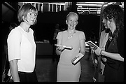 DIRECTOR OF THE WHITWORTH MARIA BALSHAW, The £100,000 Art Fund Prize for the Museum of the Year,   Tate Modern, London. 1 July 2015