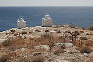 Greece, Folegandros island: Votive orthodox chapel.
