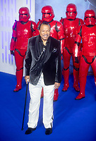 Billy Dee Williams at the 'Star Wars: The Rise of Skywalker' film premiere, London, UK - 18 Dec 2019