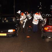 Alcoholcontrole politie Gooi & Vechtstreek E.Ludenstraat Huizen