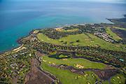 Hualalai and Kukio Resort, Kohala Coast, Big Island of Hawaii