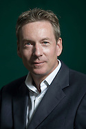 BBC correspondent Frank Gardner, pictured at the Edinburgh International Book Festival where he talked about his new autobiography entitled 'Far Horizons'. The three-week event is the world's biggest literary festival and is held during the annual Edinburgh Festival. The 2009 event featured talks and presentations by more than 500 authors from around the world.