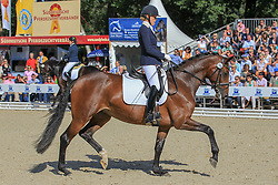 , Warendorf - Bundeschampionate 29.08. - 02.09.2012, De la Beaute OLD - Müller-Kersten, Andrea