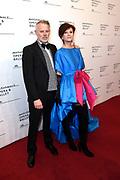 Gala 2017 door Het Nationale Ballet door Nationale Opera & Ballet in de Stopera, Amsterdam<br /> <br /> Op de foto:  Chazia Mourali en partner Marc Schroder
