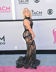 April 2, 2017 - Las Vegas, Nevada, U.S. - Country singer RAELYNN attends the 52nd Academy of Country Music Awards at T-Mobile  Arena. (Credit Image: © Marcel Thomas via ZUMA Wire)