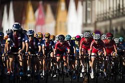 September 23, 2017 - Bergen, NORWAY - 170923 Emilie Moberg of Norway competes during the Women Elite Road Race on September 23, 2017 in Bergen..Photo: Jon Olav Nesvold / BILDBYRN / kod JE / 160028 (Credit Image: © Jon Olav Nesvold/Bildbyran via ZUMA Wire)