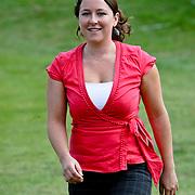 NLD/Zandvoort/20080816 - KLM Open 2008 BN'er Charity Challenge, PR dame Annemiek Vrijland