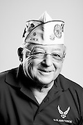 Allen R. Miliefsky<br /> Air Force<br /> Aviator, Navigator<br /> 1956 - 1978<br /> Vietnam<br /> <br /> Veterans Portrait Project<br /> Charleston, SC<br /> Jewish War Veterans