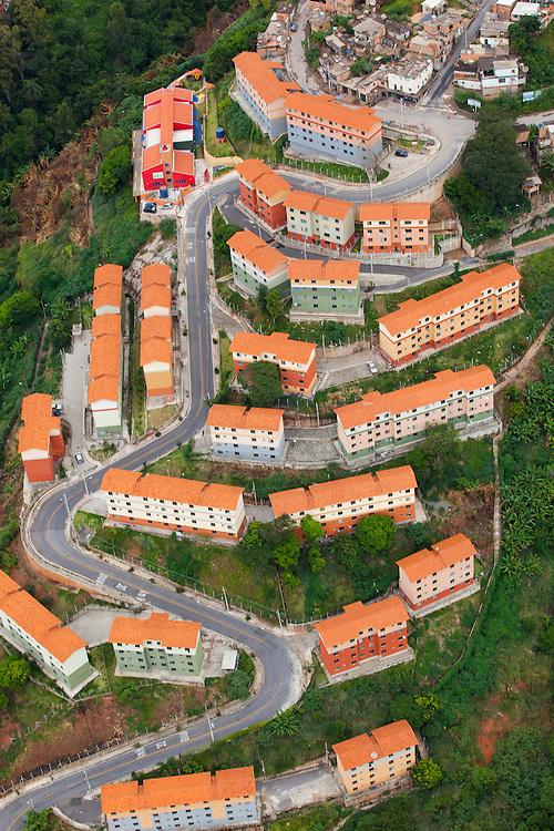 Belo Horizonte_MG, Brasil...Projeto Vila Viva no aglomerado da Serra, Minas Gerais...The Vila Viva project in the Serra community, Minas Gerais...Foto: BRUNO MAGALHAES / NITRO