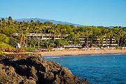 Mauna Kea Beach Resort, Kohala Coast, Island of Hawai