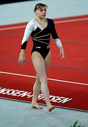 26-04-2007 TURNEN: EUROPEES KAMPIOENSCHAP: AMSTERDAM<br /> TIJMES Stephanie NED - DSB<br /> ©2007-www.fotohoogendoorn.nl